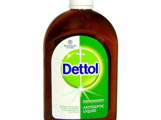 דטול נוזל לחיטוי כללי DETTOL ANTISEPTIC LIQUID