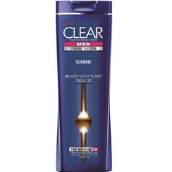 קליר שמפו קלאסי נגד קשקשים לגבר CLEAR MEN CLASSIC SHAMPOO