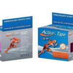קינזיולוג'י טייפ אקטיביקס ACTIVIX K TAPE
