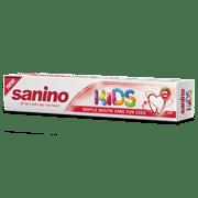 משחת שיניים לילדים מגיל שנתיים סאנינו SANINO KIDS