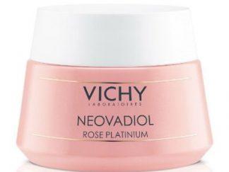 נאובדיול רוז פלטינום וישי קרם ורוד לחיזוק וחידוש מראה העור Vichy Neovadiol Rose Platinium