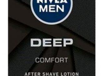 ניוואה דיפ אפטר שייב Nivea Men Deep Comfort After Shave Lotion