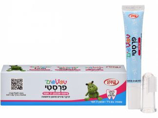 פרסטי טיפות לניקוי השיניים לתינוקות טפטפים Taftapim Firsti