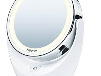 מראה שולחנית מגדילה עם תאורת LED אחורית - Beurer - BS49