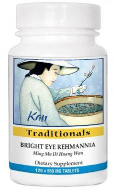 ברייט איי Kan Herbs Bright Eye Rehmannia